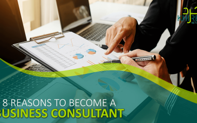 8 Reasons to Become a Business Consultant