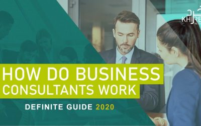 How do Business Consultants Work, Definite Guide 2020