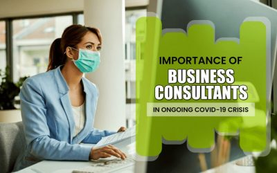 Importance of Business Consultants in Ongoing COVID-19 Crisis