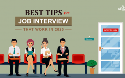 Best Tips for a Job Interview : That work in [2020]