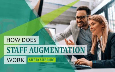 How does Staff Augmentation Work, A Step by Step Guide
