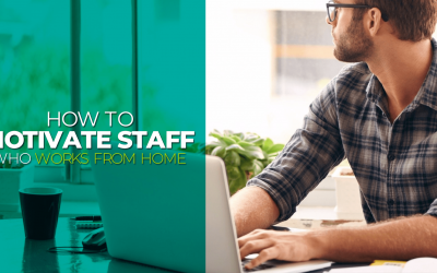 How to motivate staff who works from home