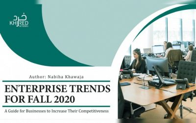 Enterprise Trends for Fall 2020: A Guide for Businesses to Increase Their Competitiveness