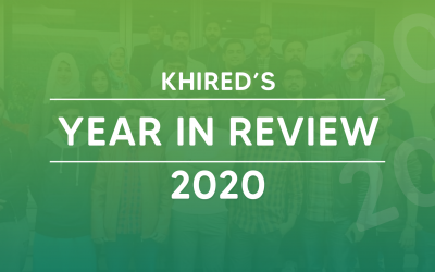 Khired's Year in Review 2020