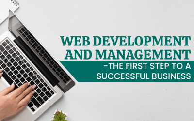 Web Development and Management- The First Step to a Successful Business