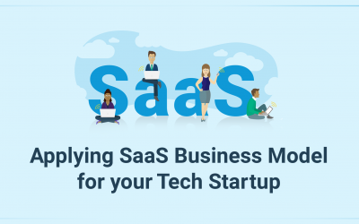Applying SaaS Business Model for your Tech Startup